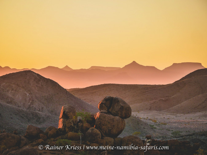 Namibia Adventure Tour