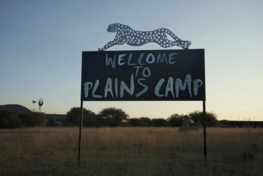 Okonjima Plains Camp