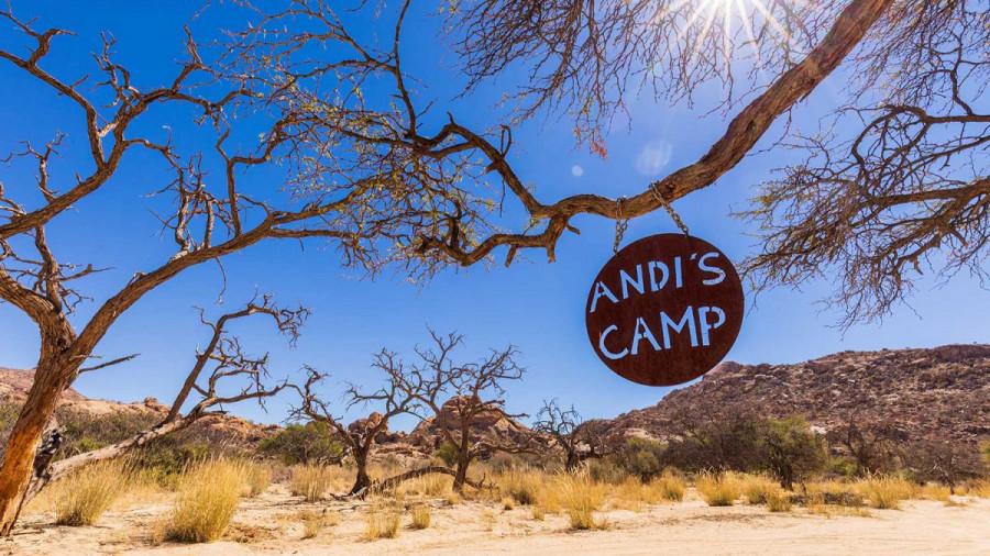 Andi's Campsite