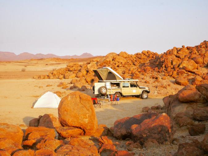 Brandberg West Wild Camping