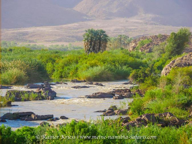 Namibia bis Victoria Falls Tour