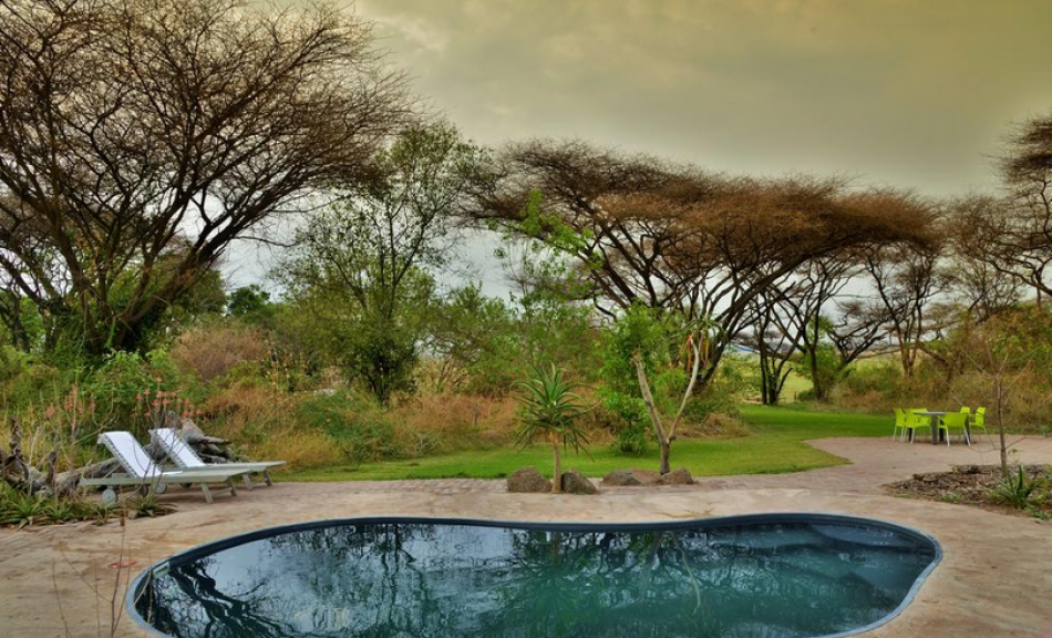 Muchenje Campsite & Cottages