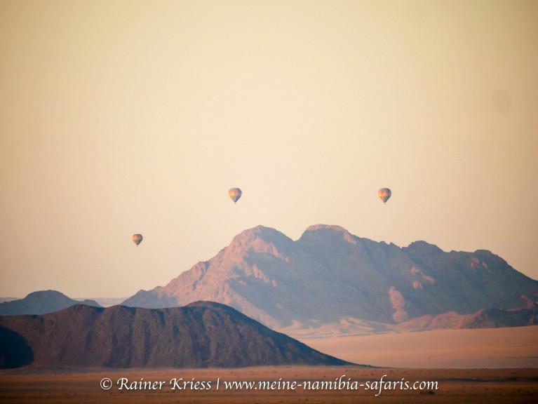 Hot Air Ballooning (Sossusvlei)