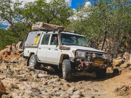 Geführte Kaokoland Camping/Lodge Tour 2020