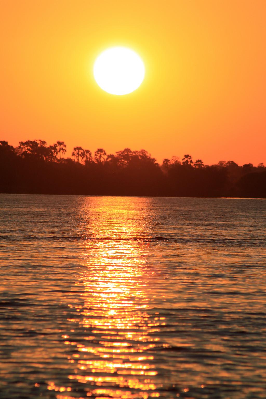 Kwando Fluss