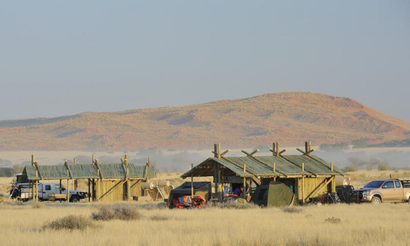 Sossus Oasis Campsites