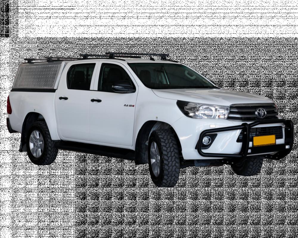 Toyota Hilux 2.4l TD