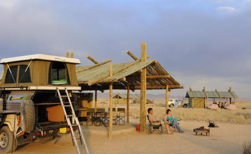 Sossus Oasis Campsite