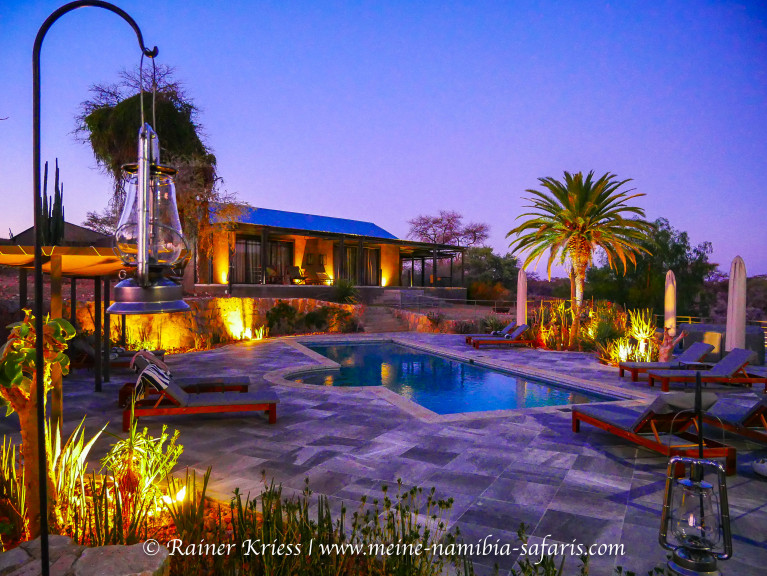 Epako Game Lodge and Spa
