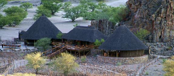 Khowarib Lodge und Safaris
