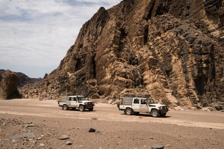 Zebra Canyon Camping